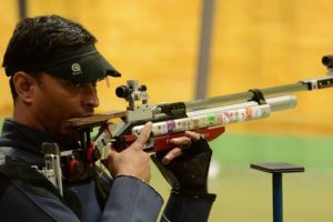 CWG 2018: Sanjeev Rajput claims Gold in 50m rifle 3 positions