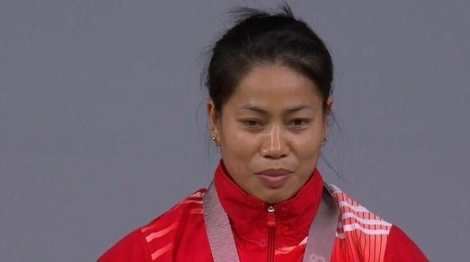 Sanjita Chanu, CWG 2018