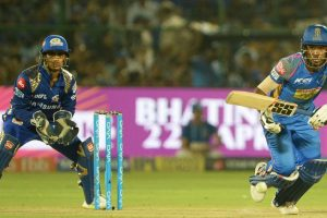 IPL 2018 | RR vs MI: K Gowtham's was once-in-lifetime knock, says Sanju Samson