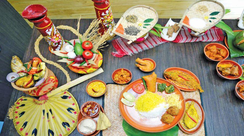 Poila Baisakh Platter