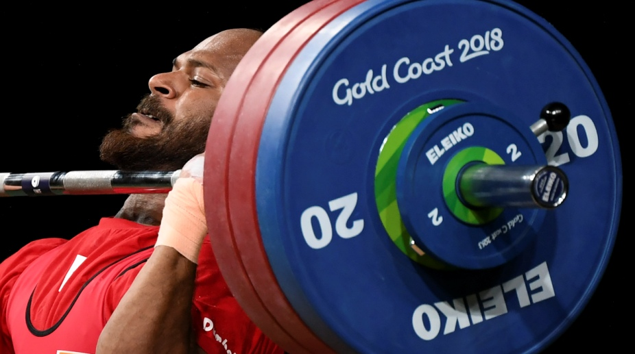 CWG2018: Sathish Sivalingam of India get Gold medal in Weightlifting
