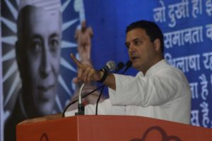 Rahul Gandhi launches nationwide 'Save the Constitution' campaign