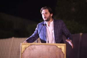 Shahid Afridi proposes to free PoK, says Pak can't even manage its 4 provinces
