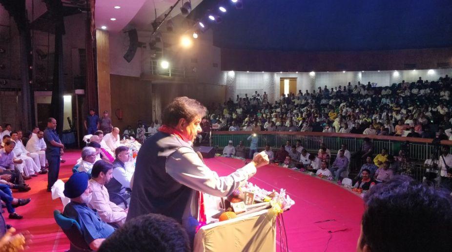 BJP leader Shatrughan Sinha