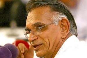 Mecca Masjid blast case: Shivraj Patil denies using term 'saffron terror'