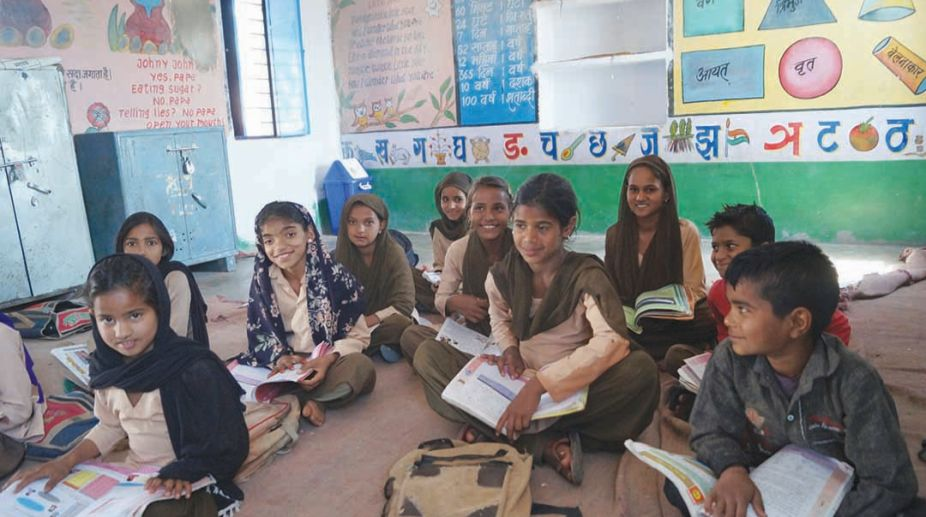 Art, Says Sowat, Anjali Makhija, Sehgal Foundation