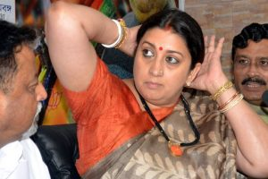 Media has incomplete knowledge of PIB circular, says Smriti