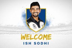 IPL 2018: Ish Sodhi replaces Zahir Khan in Ajinkya Rahane-led Rajasthan Royals squad