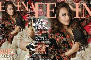 Sonakshi Sinha rules with her look on Femina cover