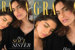 Sister act: Sonam Kapoor, Rhea Kapoor grace the cover of Grazia India