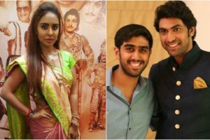Sri Reddy leaks Abhiram Daggubati, Sreeram private messages after her 'strip protest'