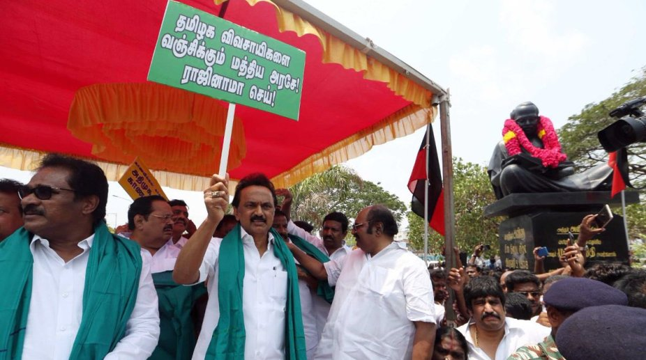 Tamil Nadu, Karnataka strike, Tamil Nadu Strike, 2019 Lok Sabha elections, Cauvery water dispute, CMB