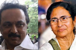 Mamata thanks DMK's Stalin for 'endorsing' federal front against BJP