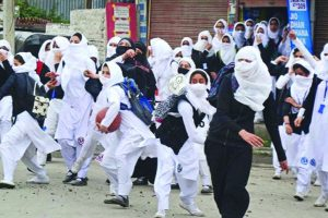 A new dimension to stone pelting in the Kashmir valley