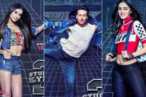 'Student of the Year 2': New admission Tiger Shroff, Tara Sutaria, Ananya Pandey's first look