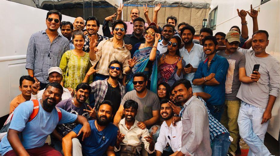 Varun Dhawan, Anushka Sharma, Sui Dhaaga: Made in India