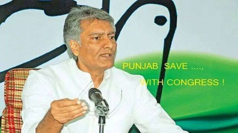 Drug menace, Sunil Jakhar, Punjab Congress