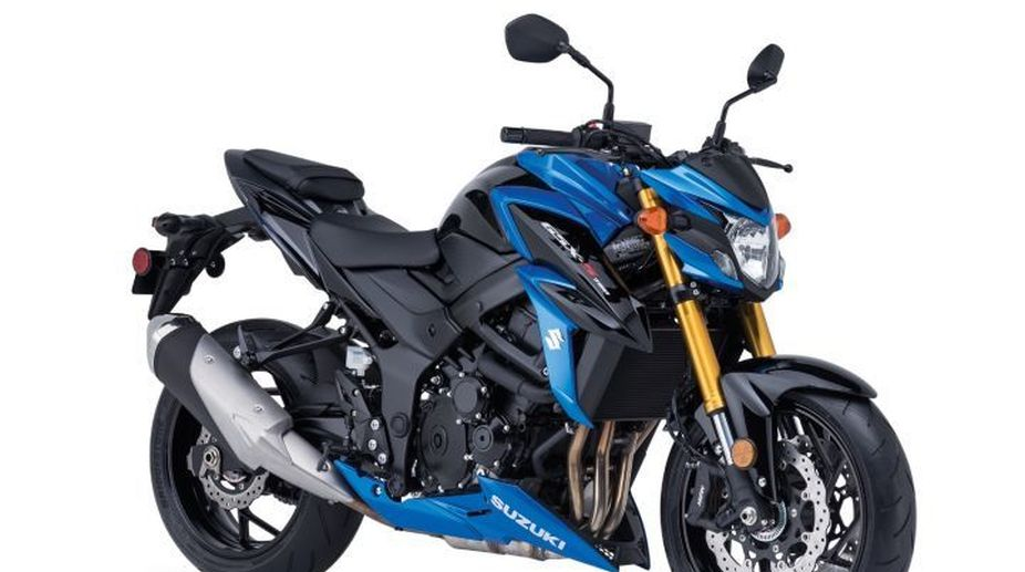 Suzuki GSX-S750 launched in India at Rs 7.45 lakh