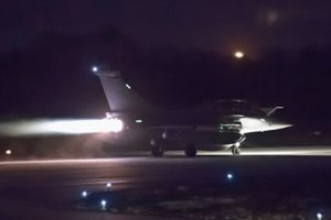 Russian envoy warns of 'consequences' after US-led strikes on Syria