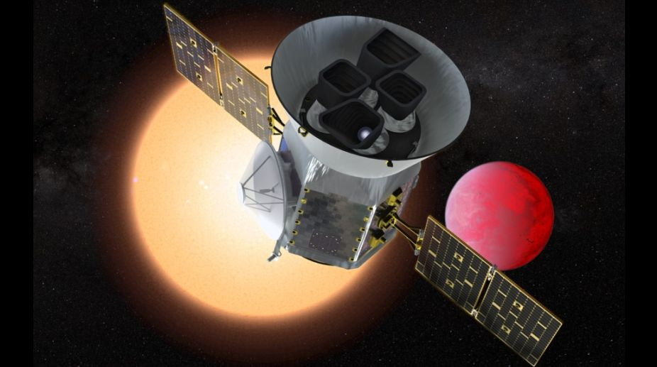 Launch of TESS Space Telescope was postponed