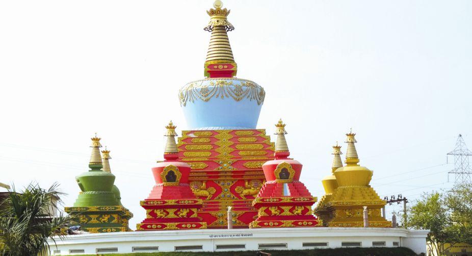 Palyul Namdrolling Temple Coplex