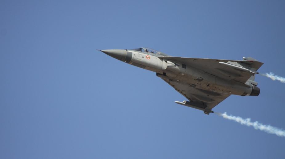 Tejas fighter jet IAF