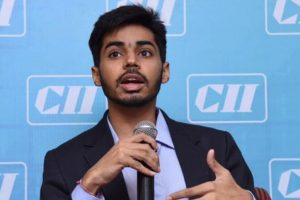 School dropout Trishneet Arora makes it to Forbes' U-30 list
