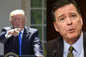 Donald Trump accuses former FBI head James Comey of breaking law