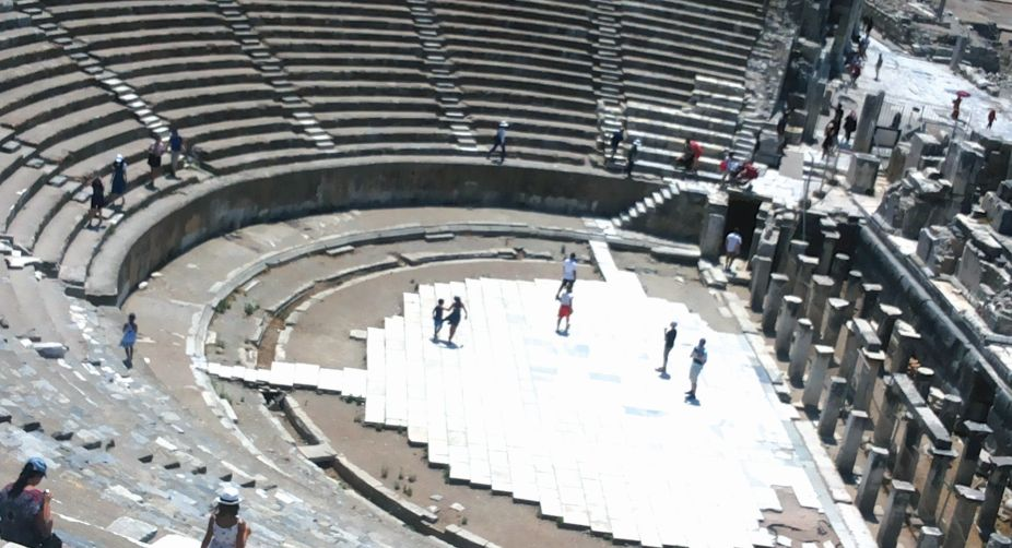 The Great Theatre at Ephesus