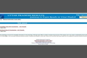 UP Board Result 2018 for Class 10, 12 to be declared on 29 April