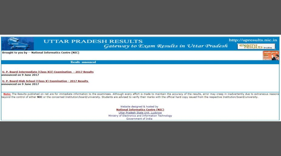 UP Board Result 2018 expected to be released by next week