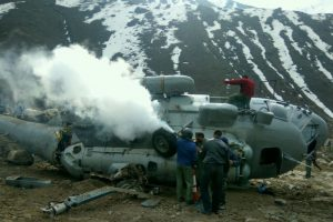 IAF chopper crash-lands in Kedarnath