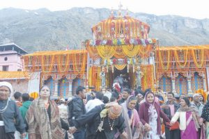 Centre clears project to improve Badrinath facilities