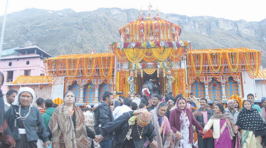 Badrinath, PRASAD, Uttarakhand Tourism, Hindu pilgrimage, Dilip Jawalkar