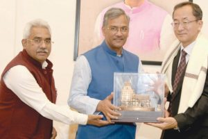 ADB to help in U'khand development