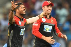 IPL 2018| RCB vs RR: Umesh Yadav strikes, Rajasthan 164 for 5