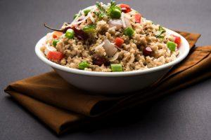 Weekend recipe: Vegetable Rava Upma