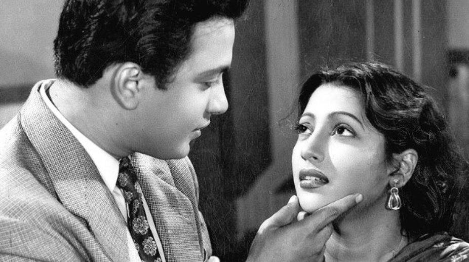 Suchitra Sen and Uttam Kumar