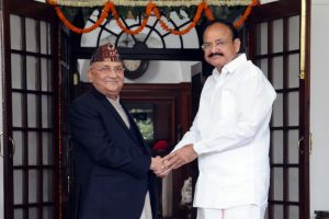 Mutual respect, cooperation needed between India, Nepal: Venkaiah Naidu