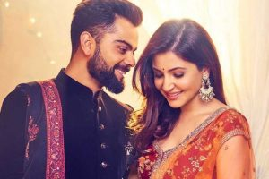 Virat Kohli's expression of love for wife Anushka Sharma in his latest post