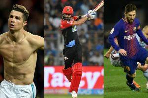 Virat Kohli is in league of Federer, Ronaldo, Messi: Woodhill