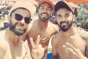 Now, Virat Kohli takes 'going shirtless' pledge if India win 2019 World Cup
