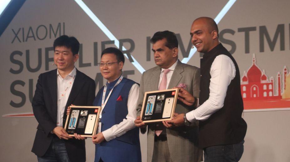 Xiaomi unveils 3 new smartphone plants, key component unit