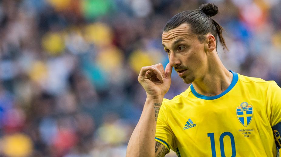 Zlatan Ibrahimovic, Sweden Football