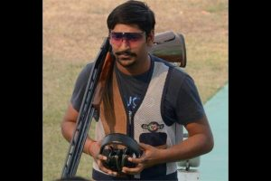 CWG 2018: Shooter Ankur Mittal wins bronze in men's double trap
