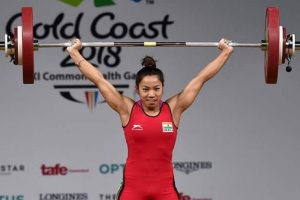 CWG 2018: Twitter in awe as Mirabai Chanu snatches first gold for India