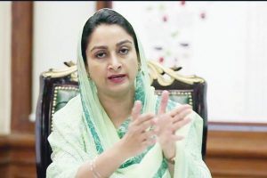 Harsimrat Badal briefs PM Modi on Dyal Singh College 'name change'