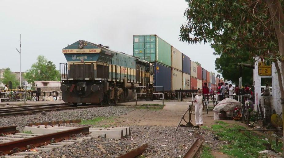 container train, India-Bangladesh, India-Bangladesh container train, Trial run