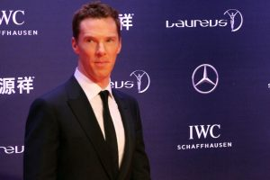 Benedict Cumberbatch's message for youth on women