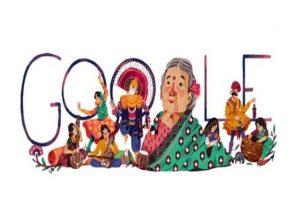 Kamaladevi Chattopadhyay: Google pays tribute to her 115th birth anniversary